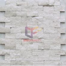 Beige Strip Marble Mosaic (CFS944)