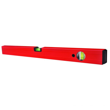 Ребристый красный ящик Уровень 700804