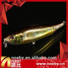 NOEBY 80mm dentelle dure à l'appât en plastique pour pêche