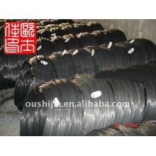Fil d'acier à clous et fil d'acier pour la fabrication de clous et du fil de clous