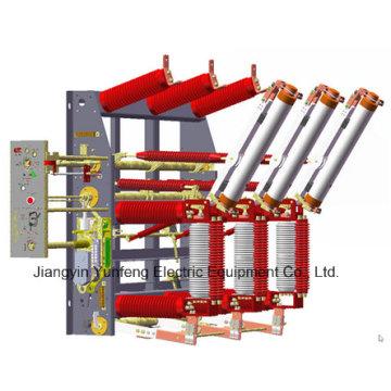 Tipo estándar de la serie 40.5kv interruptor de la rotura de la carga del vacío-Yfzrn35-40.5