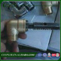 Flexible industrial wholesale price brass plumbing materials