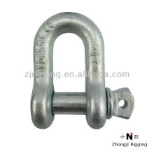 adjustable buckle paracord bracelet shackle