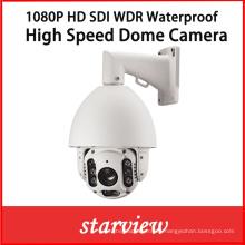 1080P HD Sdi 20X PTZ cámara de alta velocidad de la bóveda de la bóveda