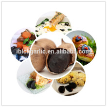 100% Pure Natural Green Food and Aged Peeled Solo Black Garlic Recipe 200g/bottle