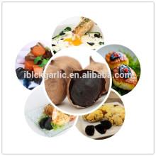 100% чистая натуральная зеленая пища и старость очищенного соло черного чеснока 200 г / бутылка