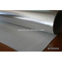 Papel de aluminio Laminación / aislamiento ignífugo
