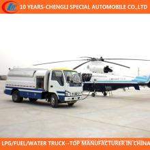 4X2 China 3cbm 4cbm 5cbm Aircraft Refueling Truck for Sale