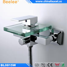 Beelee Bathroom Basin Water Wall Mounted Faucet