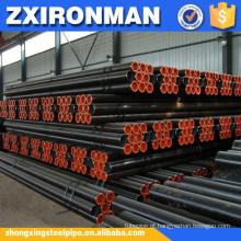 DIN 2448 /DIN 1629 ST35.8 carbono sem costura tubo de aço