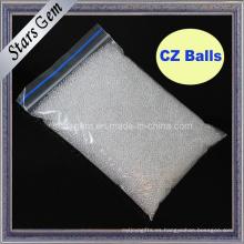 0.7mm-3mm Bolas De CZ / Semi-Acabado CZ