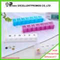 Hochwertiger 7 Tage Pillenetui mit Braille Mark (EP-P412921)