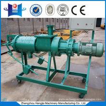Estiércol de aves eficientes máquina de desecación de China proveedor