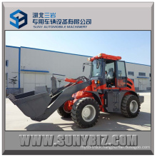 2 Tons Mini Wheel Loader with CE