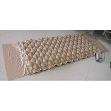 Colchão de ar médico bolha anti colchão escaras com bomba de sistema de pressão alternada