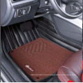 Leatherette Car Mat 3D in 5-Layer with High Elastic/PP Fiber Pad