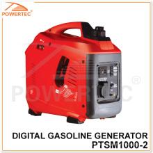 Powertec 4-Stroke 1400W generador de gasolina digital (PTSM1000-2)