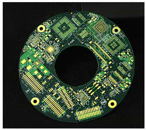 8 Layer HDI PCB Board