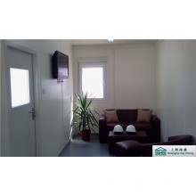 Bureau préfabriqué authentifié ISO9001, salle de séjour