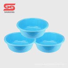 bacia de lavagem plástica durável da casa do shunxing para a venda