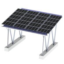 Парковочная Система Солнечных Батарей Монтаж Солнечных Панелей Навес Кронштейн