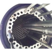 Intercambiador de calor industrial de carburo de silicio de precisión personalizada