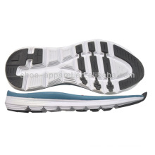 Latest phylon sole for running shoes rubber sole
