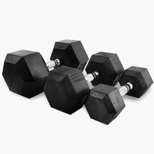 Selectable hex dumbbell dumbbell equipment hexagon dumbbells set
