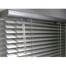 Stores en aluminium personnalisés de bonne qualité pour bureau avec couleur bleue