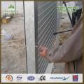 Китай Профессиональный забор завод Anti-Climb высокой безопасности проволоки ограждения