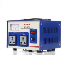 SVC tsd 500va 1000va servo 220v automatic voltage regulator/stabilizer
