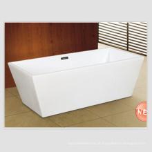 Neueste Design beste Qualität Acryl freistehende Badewanne