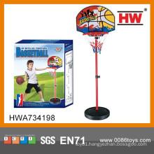 Children Sport Set Plastic Portable Basketball Stand