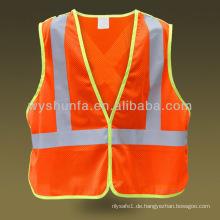 CSA Z96-09 Sicherheitswarnung Weste
