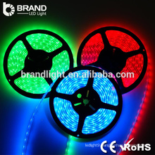 High Brightness 60LED/M SMD3014 RGB LED Strip Light, led strip light rgb