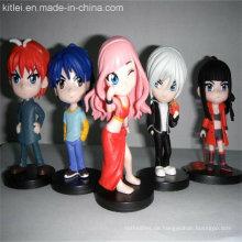 China Novely Cartoon Figur Design PVC Kunststoff Figur Spielzeug