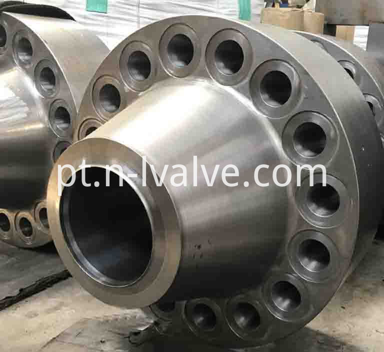 Weld Neck Counter Flanges