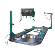 Made in china auto body collision repair car measuring system car bench frame machine
