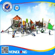Детский Открытый детская площадка оборудование с высокое качество