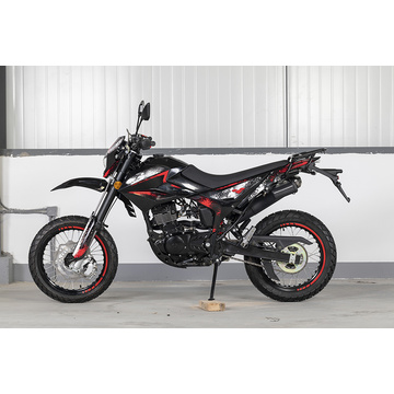 Civil Moto 125ccm Motard