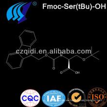 Líder de Aminoácido Fmoc - Ser (tBu) - OH Nº Cas 71989 - 33 - 8