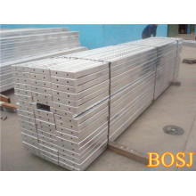 Good Quality Steel Scaffold Plank with Hook for Brazil Market