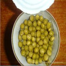 Заводская цена: консервированный зеленый горошек в олове