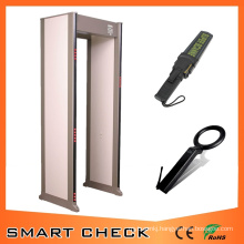 Factory Wholesale 33 Zone Archway Walk Through Door Frame Metal Detector