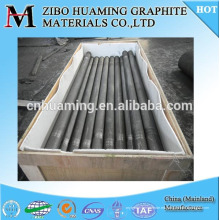 Tubo de alta resistencia del tubo del grafito de la fábrica de China