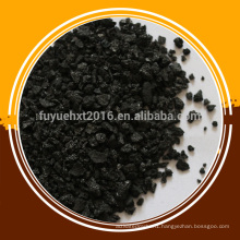 Fixed Carbon 80% Sulphur 3.5% Heat Value 7500Kcal/kg Pet Coke For Sale