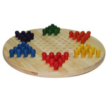 Travel Game Bamboo Chinese Checkers for Family