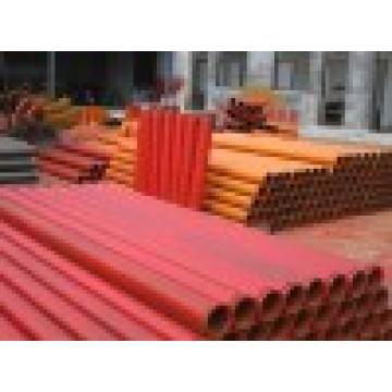 Carbon Seamless Steel Pipe Astma106gr. C for Woking Low Tempresure