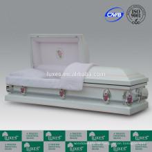 LUXES Metall Schatullen China Hersteller für Beerdigung