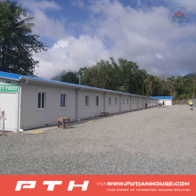 China Prefabricated Container House as Modular Apartment